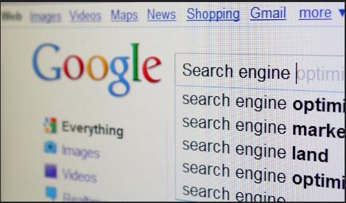 Google Rank Change